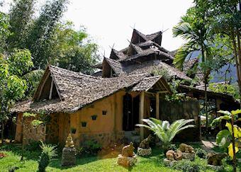 Elephant Hills Camp, Khao Sok National Park