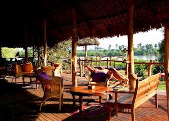 Selous Impala Camp, Selous Game Reserve