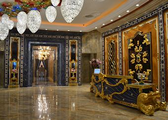Lobby, The Reverie, Saigon