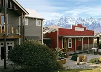 The Dairy Private Hotel, Queenstown