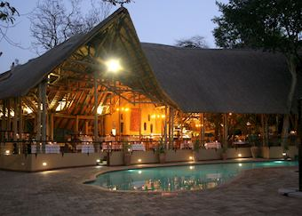 Chobe Safari Lodge, Chobe National Park