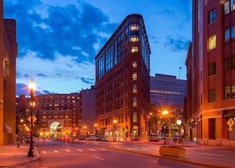 The Boxer Hotel, Boston