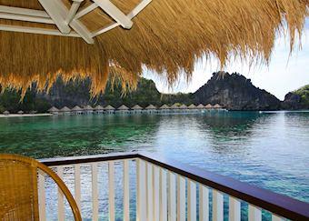 El Nido Apulit Island Resort,El Nido