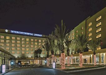 The Intercontinental Jordan Hotel,Amman