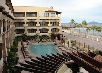 La Mision Hotel,Loreto