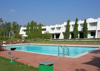 Swimming pool, Jass Khajuraho, Khajuraho