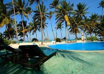 Echo Beach Hotel, Zanzibar Island