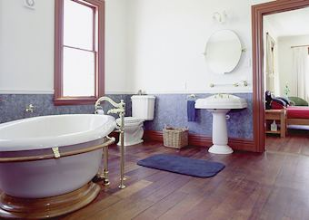 Bathroom at Old St Mary's Convent, Blenheim & The Winelands