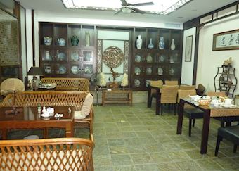 Jing Guan Ming Lou Holiday Hotel, Guilin