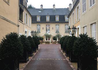 Hotel d'Argouges, Bayeux
