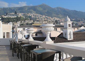 Casa Gangotena,Quito