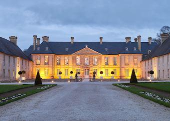 Château d'Audrieu, Normandy