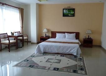 VIP Room (Streetview), Hoang Van Hotel, Kon Tum