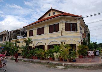 La Java Bleue, Kampot