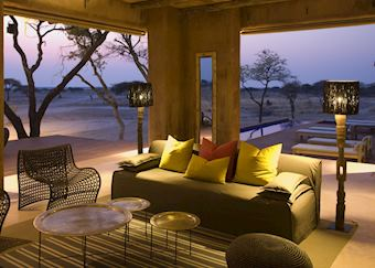 Onguma Plains Camp, Etosha National Park