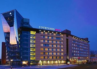 Courtyard by Marriott, Irkutsk