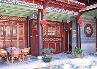 Sanhe Guesthouse, Lijiang