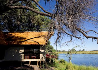 Lagoon Camp, Kwando Concession