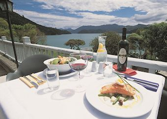 The Portage Resort Hotel, The Marlborough Sounds