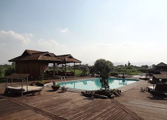 Shwe Inn Tha Floating Resort, Inle Lake