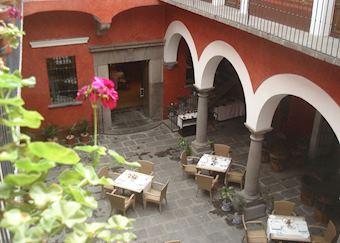 Casona de la China Poblana, Puebla