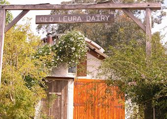 The Old Leura Dairy, Blue Mountains