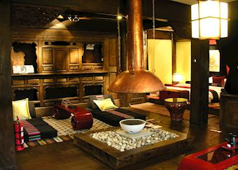Tibetan Lodge, Banyan Tree Ringha