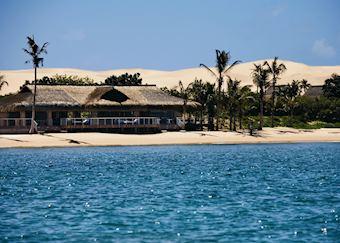 Anantara Island Resort & Spa, Bazaruto Archipelago