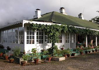 The Burra Bungalow at Glenburn Tea Estate