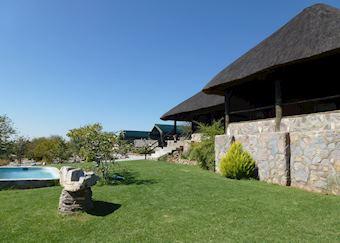 Mondjila Safari Camp, Etosha National Park