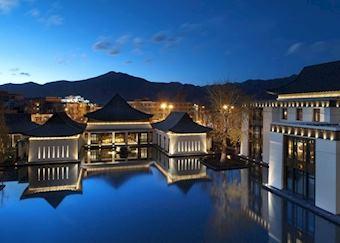 Spa, St Regis Lhasa Resort, Lhasa