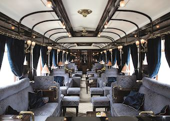 Bar Car 3674, Venice Simplon Orient-Express