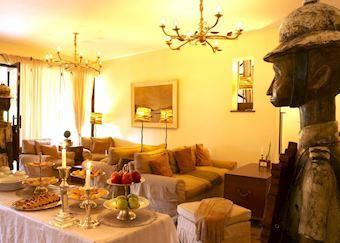 High Tea at Palacina - The Residence and Suites, Nairobi