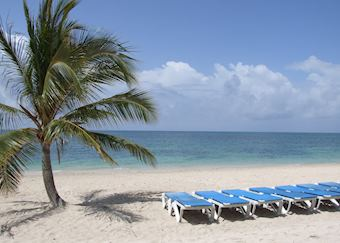 Playa Ancon, Trinidad del Mar Resort