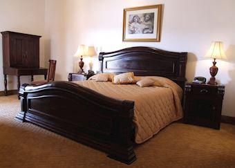 Junior Suite, La Perla Hotel