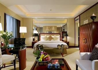 Executive Room, Sofitel, Chengdu