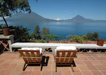 Casa Palopo, Lake Atitlan