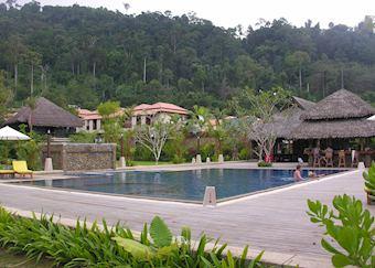 Khao Lak Paradise Resort, Khao Lak