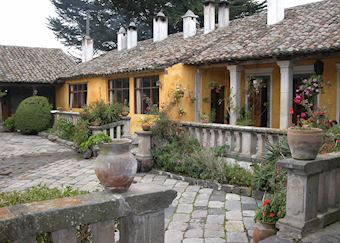 Hacienda San Agustin de Callo, Cotopaxi