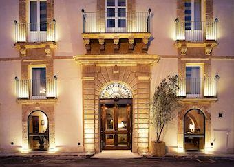 Algila Ortigia Charme Hotel, Syracuse