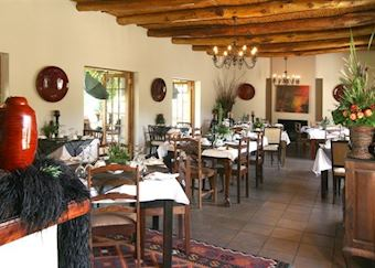 The Thorntree Country House, Oudtshoorn
