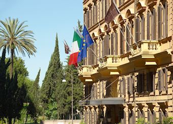 Hotel Sofitel Rome Villa Borghese, Rome