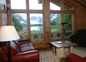 Kenai Fjords Glacier Lodge, Seward