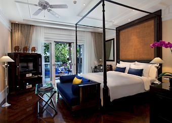 Rajah Brooke Suite, 137 Pillars House, Chiang Mai