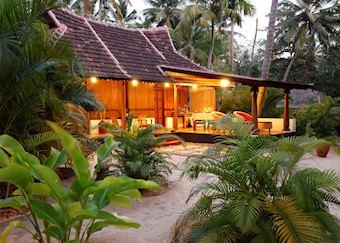 Nagaswaram Cottage, A Beach Symphony, Marari Beach