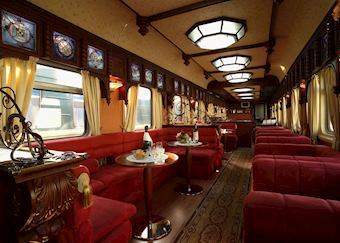 Bar car, GW Trans-Siberian Express