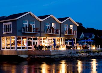 The Boathouse Waterfront Hotel, Kennebunkport