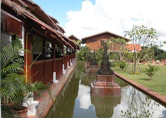 Tharaburi Resort, Sukhothai