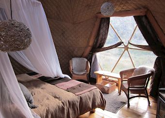Suite dome, Eco Camp, Torres del Paine National Park