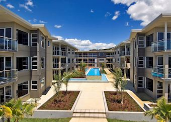 Edgewater Palms Apartments, Paihia & The Bay of Islands
